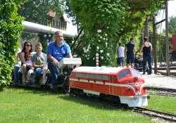 Gyereknapi Házhoz Megyünk Fesztivál a Vasúttörténeti Parkból